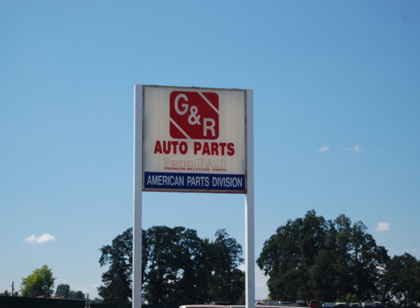 G&R Auto Salvage >> Locations